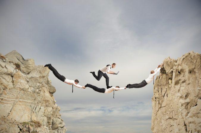 Teamwork concept Agile