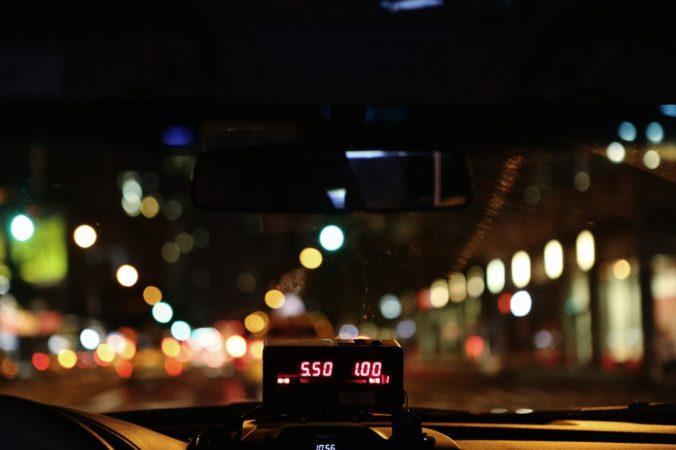 Experiência de Utilização Táxis
