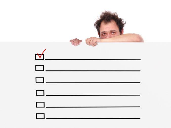 Projeto IoT checklist