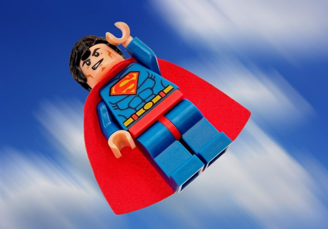Real-time marketing - marcas superman