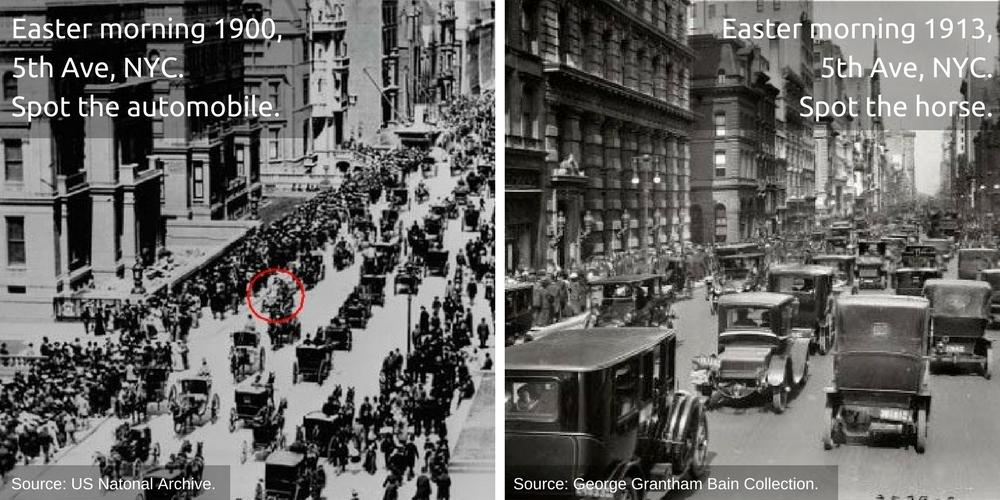 carros autónomos-1900-1913-NYC