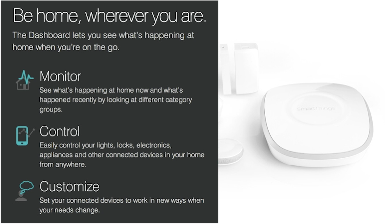 SmartThings IoT